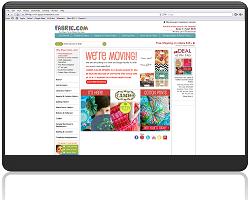 Fabric.com Coupons & Promo Codes!