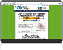Get Cash For Surveys Online!