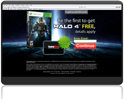 Get Halo 4 and $250 GameStop Gift Card For Free!