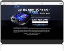 Get The New Sony NGP For Free!