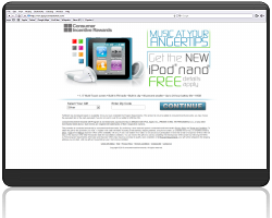 Get The New iPod Nano For Free!