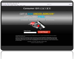 Get a $200 Under Armour Gift Card For Free!