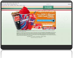 Get a $250 7-Eleven Gift Card For Free!