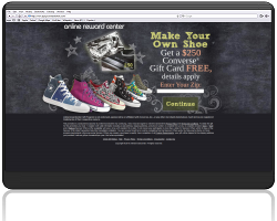 Get a $250 Converse Gift Card For Free!