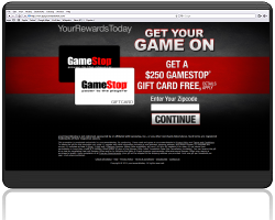 Get a $250 GameStop Gift Card For Free!