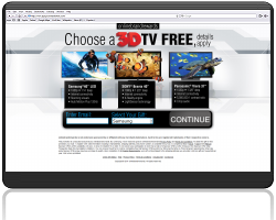 Get a 3D HDTV Multi-Band For Free!