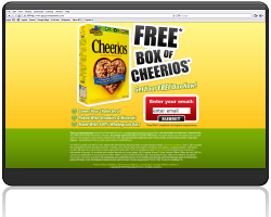 Get a Box Of Cheerios For Free!