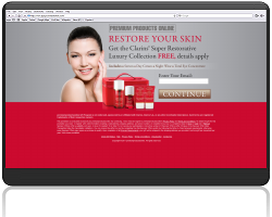 Get a Clarins Super Restorative Luxury Collection For Free!