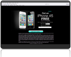 Get a Free iPhone 4S!