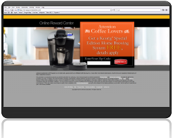 Get a Keurig Special Edition Home Brewing System For Free!