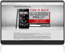 Get a Motorola Droid RAZR For Free!