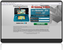 Get a Nintendo 3DS For Free!
