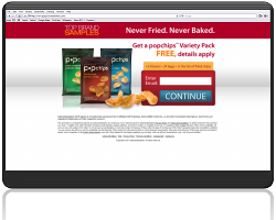 Get a Popchips Variety Pack For Free!