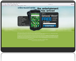 Get a Samsung Vibrant For Free!