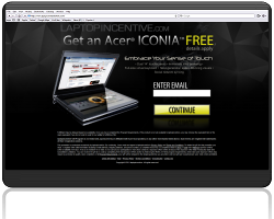 Get an Acer Iconia 6120 For Free!