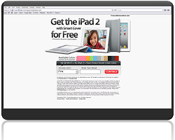 Test and Keep an iPad 2 For Free!