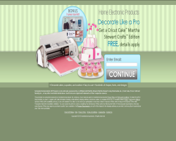 Get Martha Stewart Crafts Cricut Cake Edition For Free