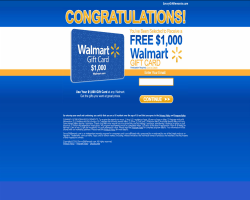 Get a $1000 Walmart Gift Card For Free