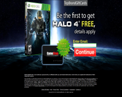 Get Halo 4 and $250 GameStop Gift Card For Free