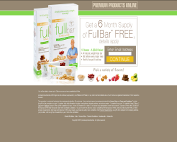 Get a 6 Month Supply Of Fullbar Diet For Free