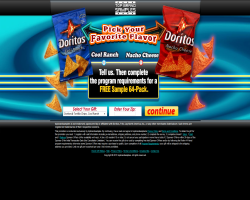 Get a Doritos Sample For Free