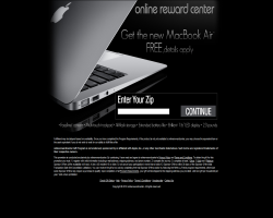 Get a MacBook Air For Free