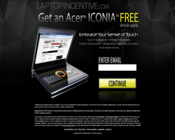 Get an Acer Iconia 6120 For Free
