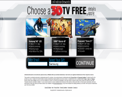 Get a 3D HDTV Multi-Band For Free