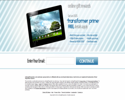 Get an Asus Transformer Prime For Free