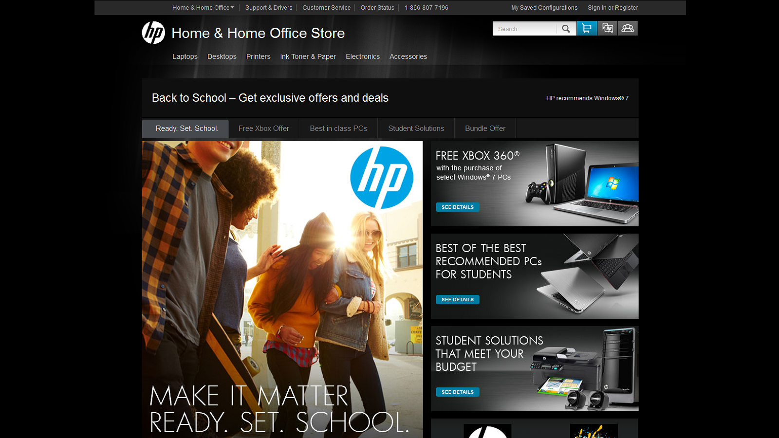 Top-Rated HP Deals For Students
