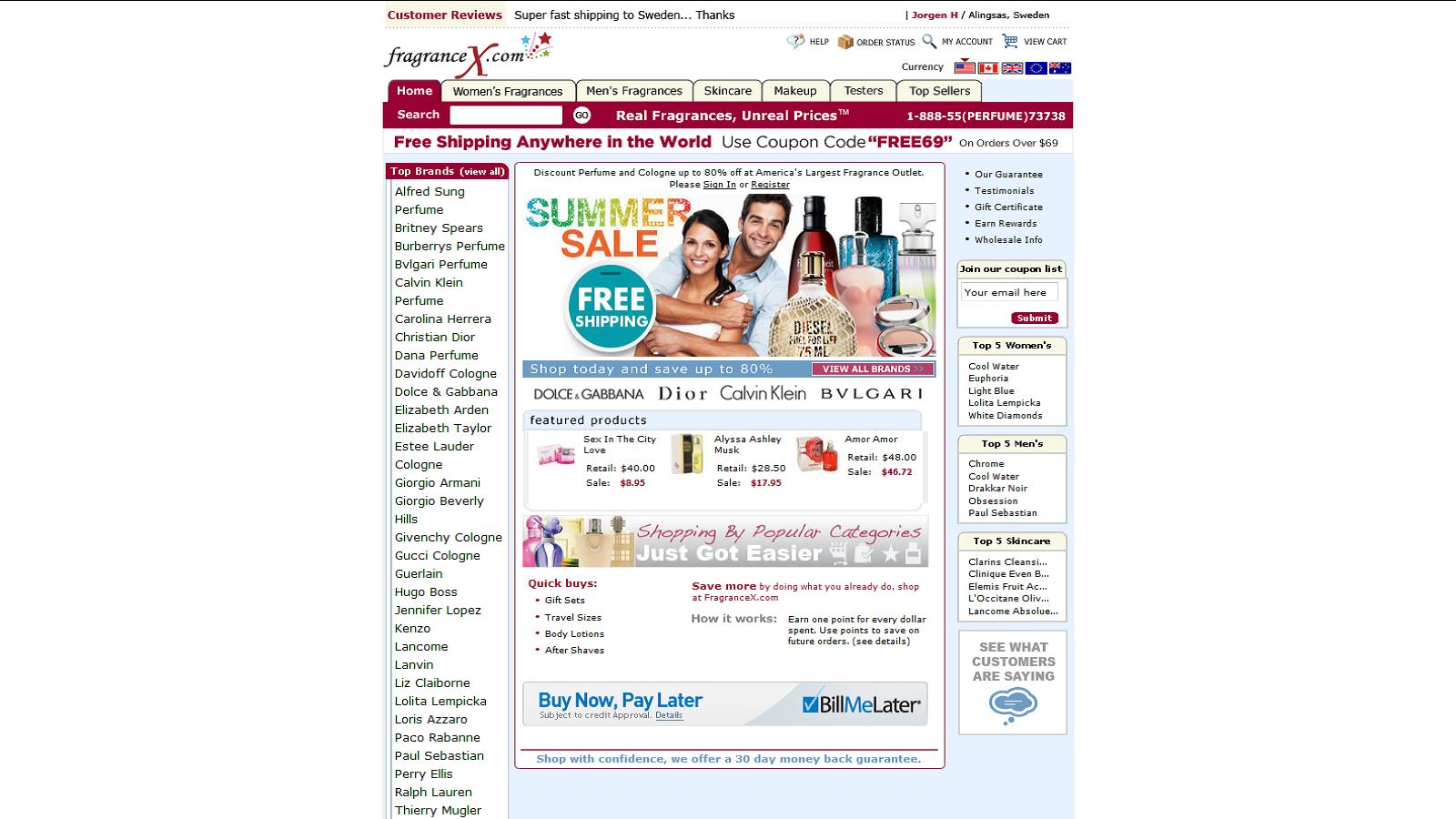 Best Discount Perfumes Online