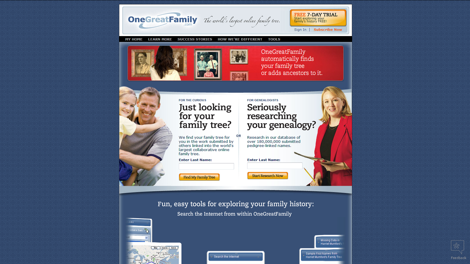 Where To Find Your Family History Online