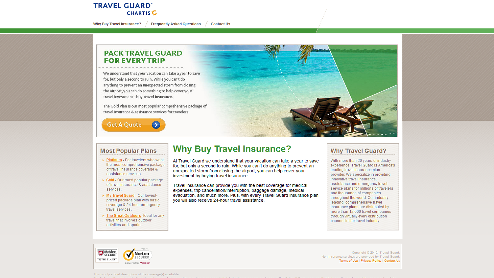 Where To Get Travel Insurance Online