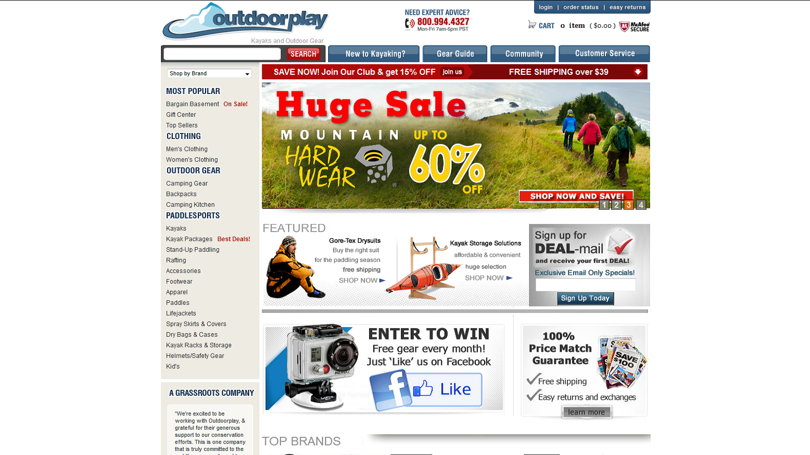 Where To Buy Outdoor Products Online